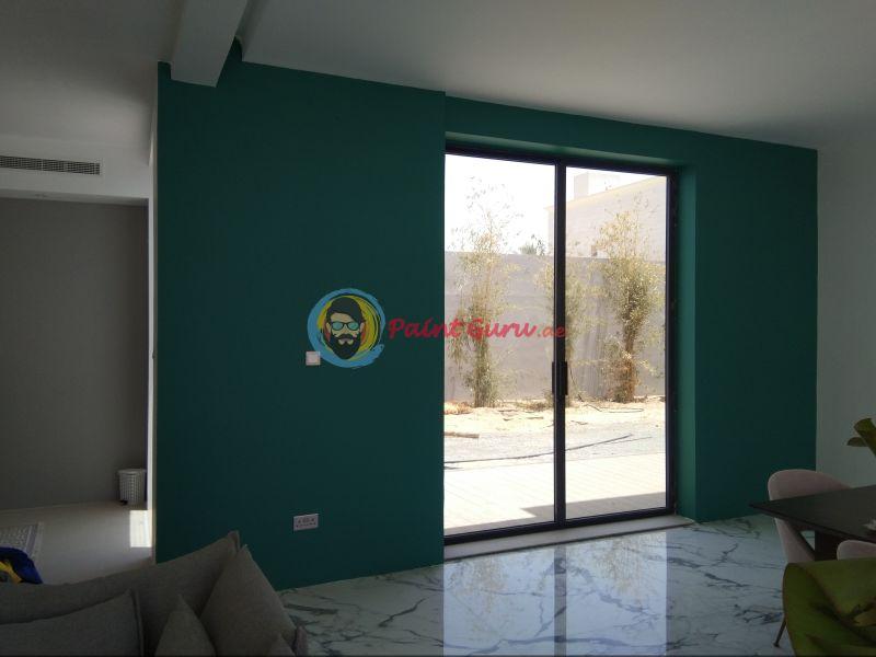 villa painting dubai