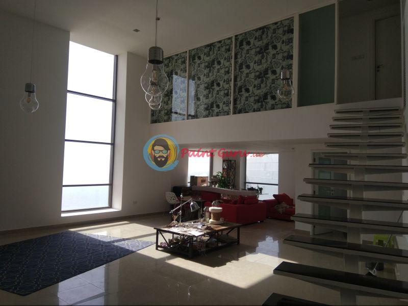 loft painting dubai