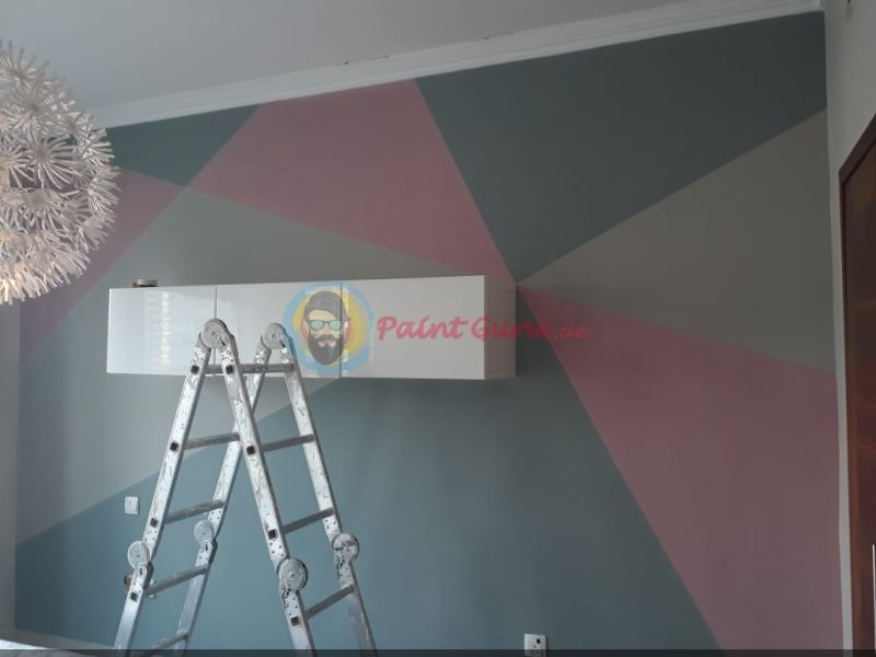 designer wall house painting service dubai