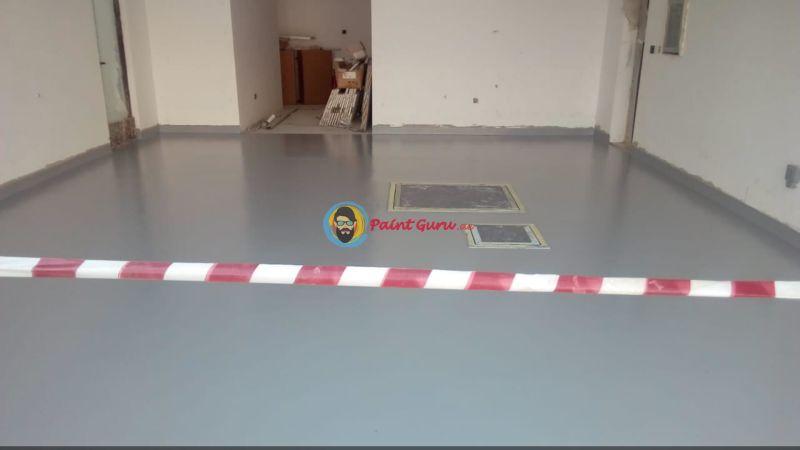 epoxy flooring in dubai