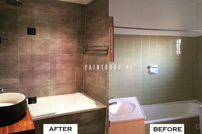 bathroom renovation dubai