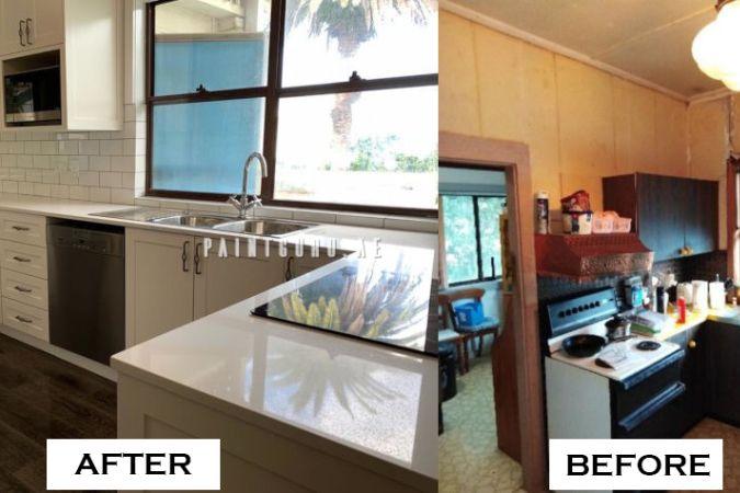 kitchen renovations dubai