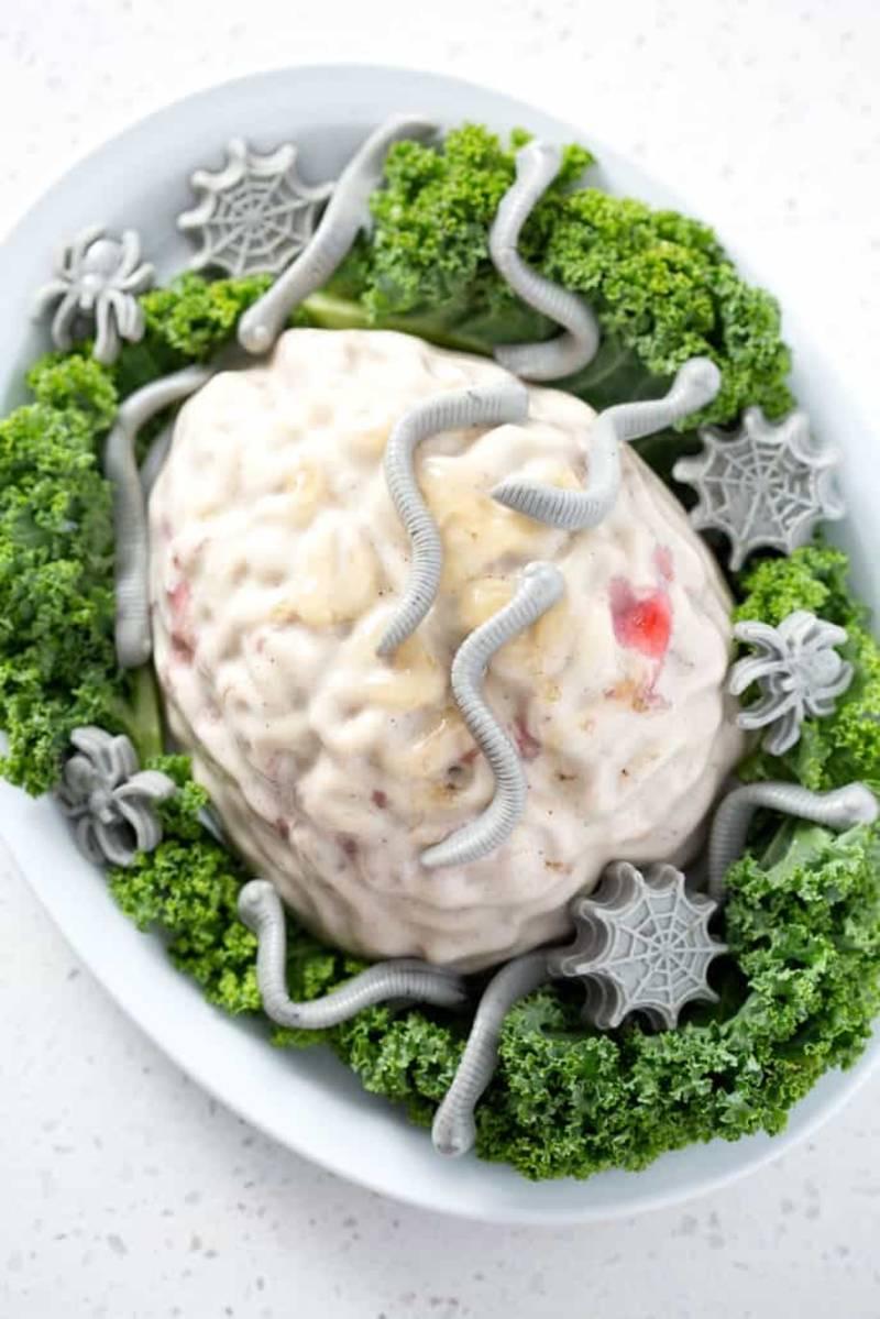 Zombie Brain Dessert