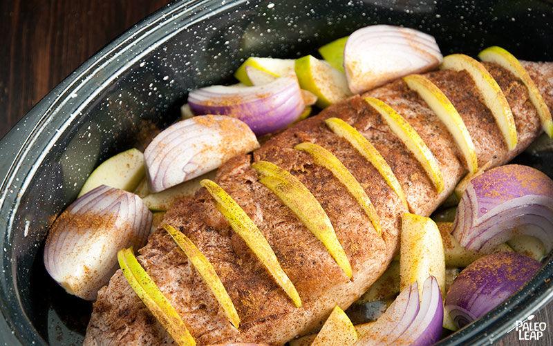 Crock pot recipes for pork loin