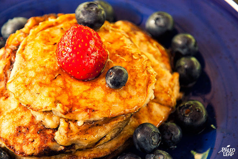 Flourless Banana Pancakes Recipe