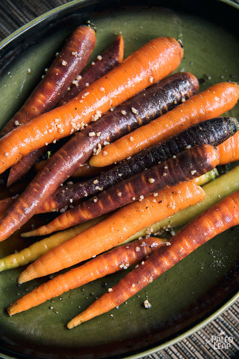 Carrot preparation