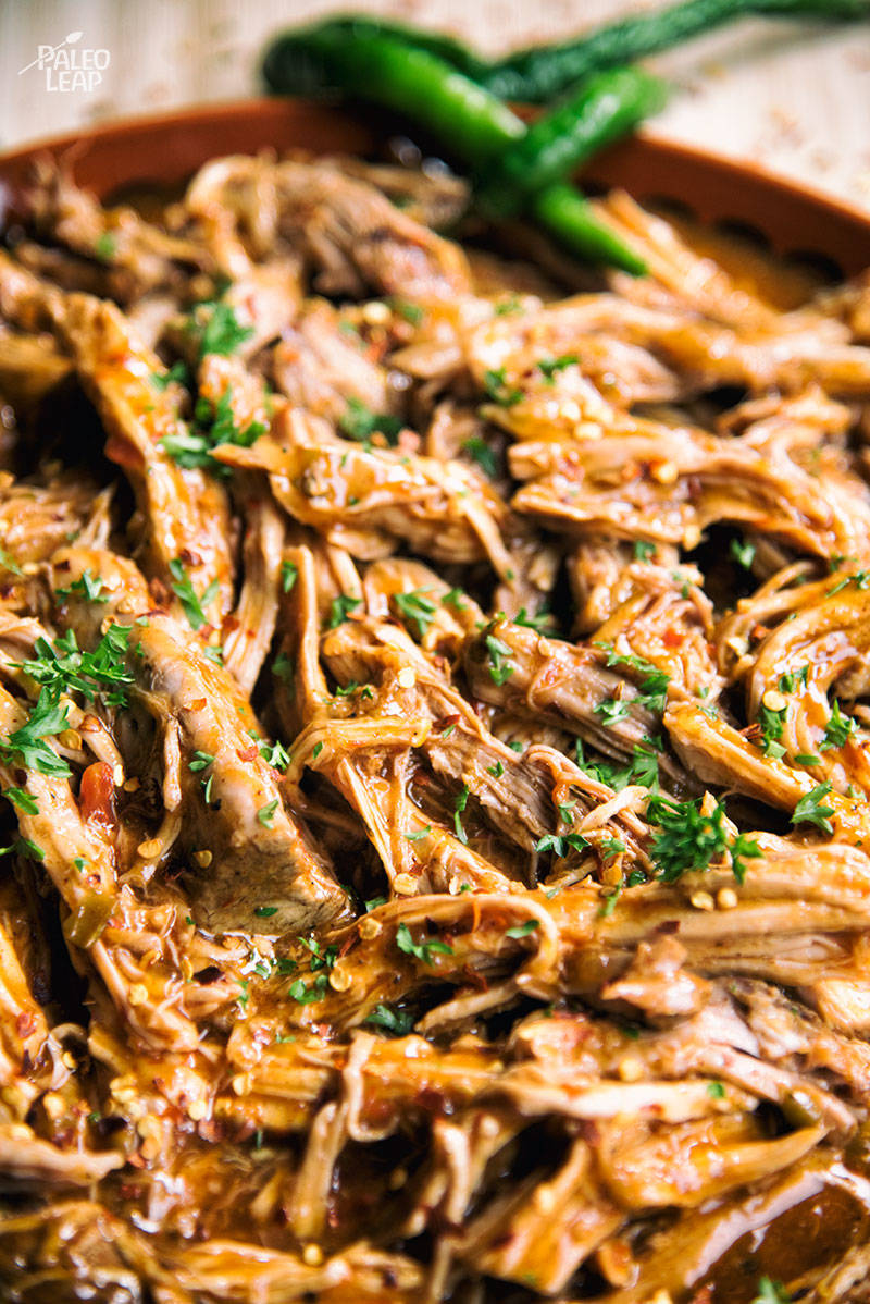 Mexican-Style Pulled Pork