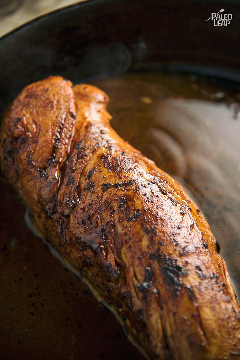 Pork Tenderloin preparation