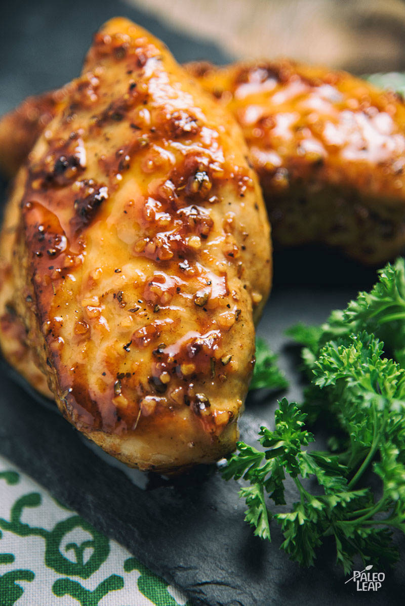 Firecracker Baked Chicken Breasts