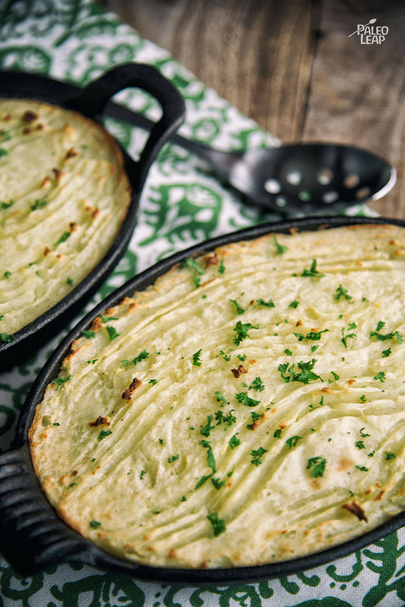 Irish-Style Shepherd's Pie