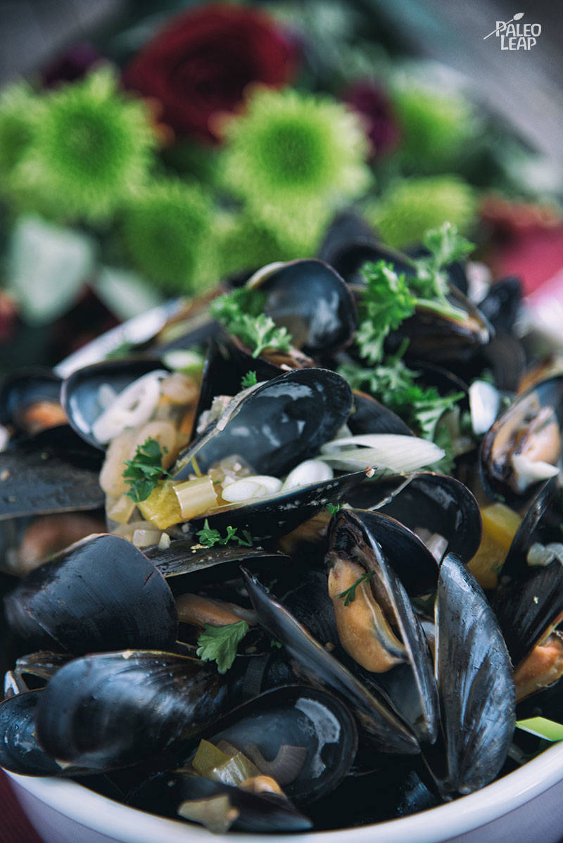 Sailor-Style Mussels