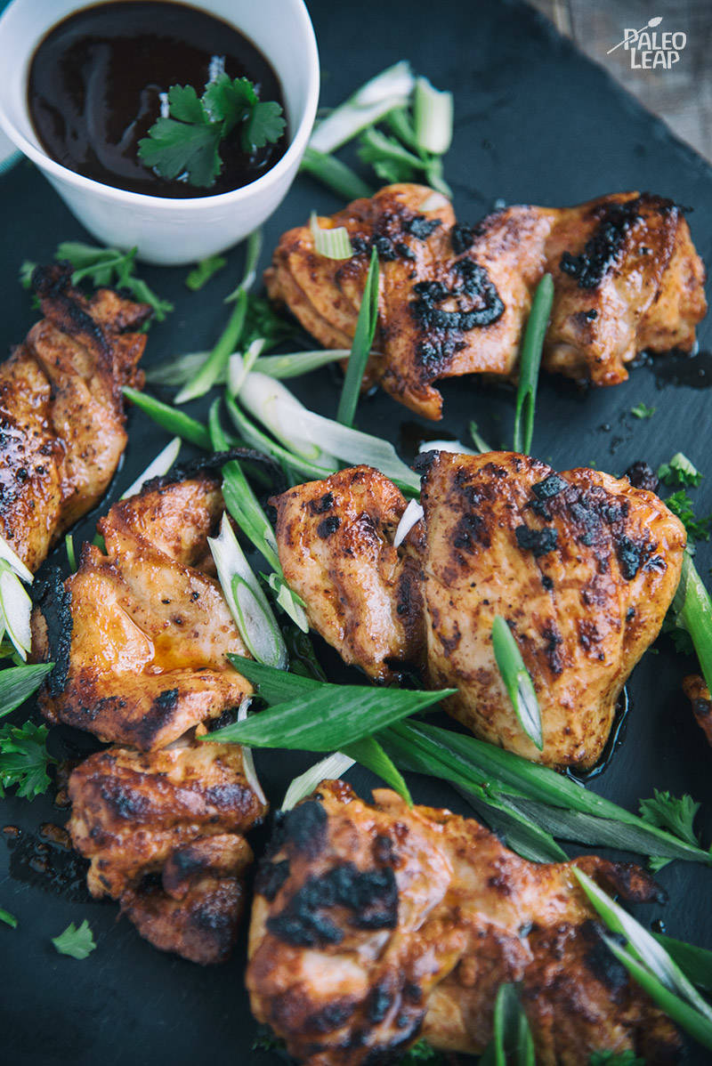 Hot And Spicy Chicken Thighs Recipe