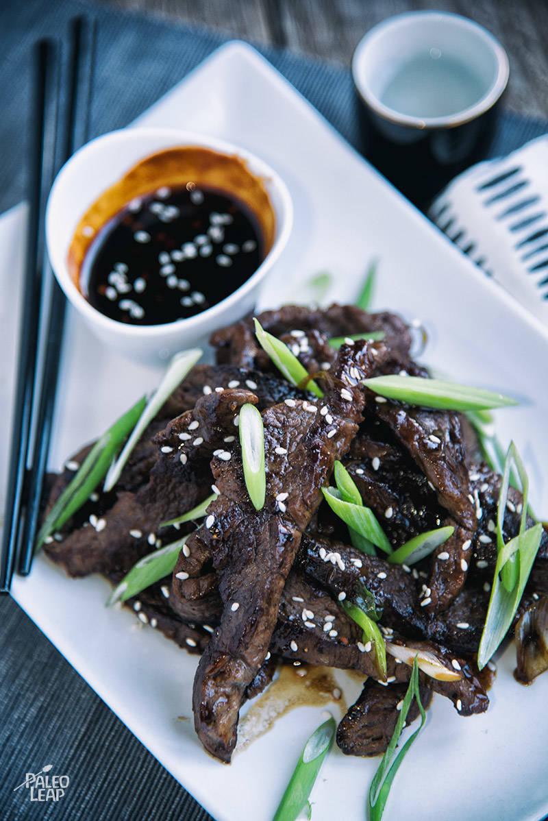 Simple Beef Teriyaki Recipe