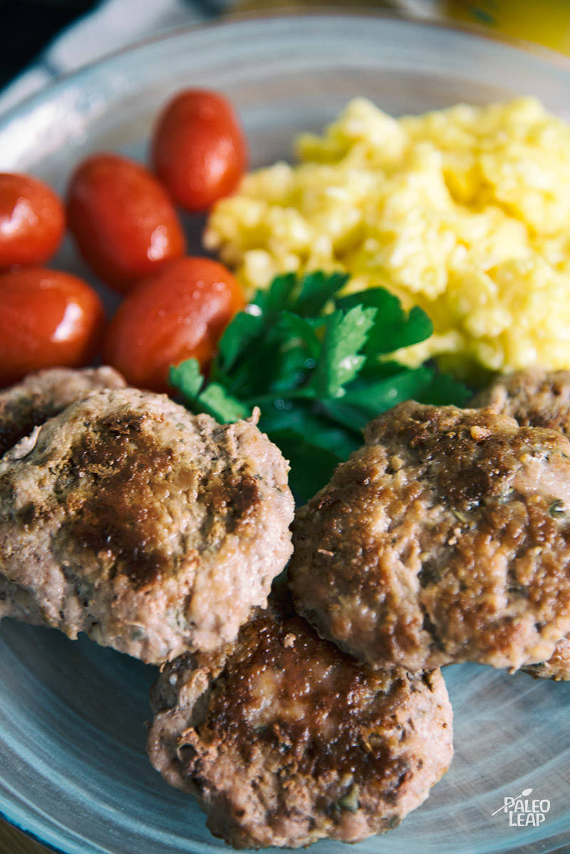 Breakfast Pork Sausages Recipe