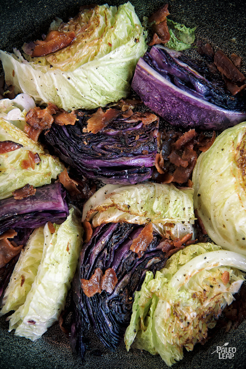 Braised Cabbage