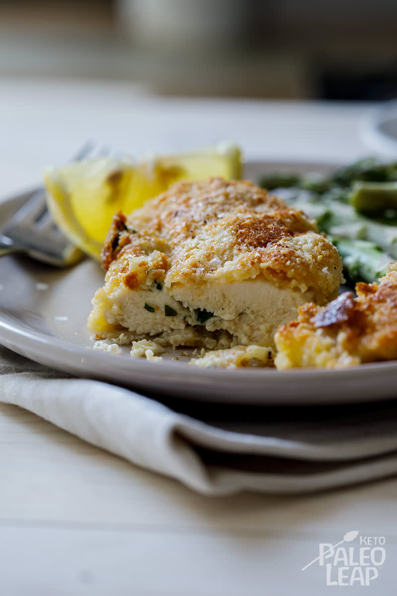 Keto Chicken Kiev