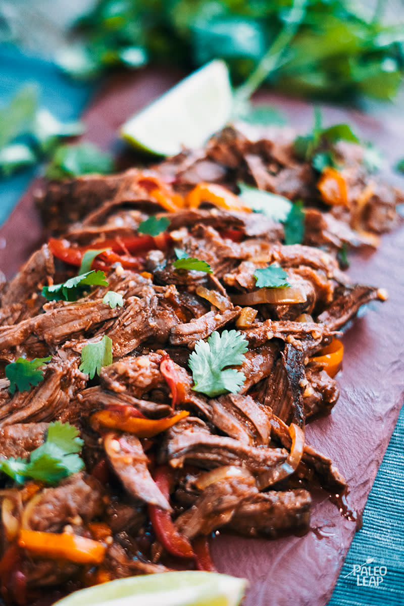 Slow Cooker Cuban-Style Beef