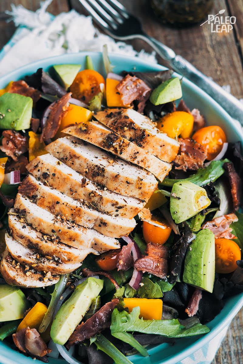 Balsamic Chicken Salad