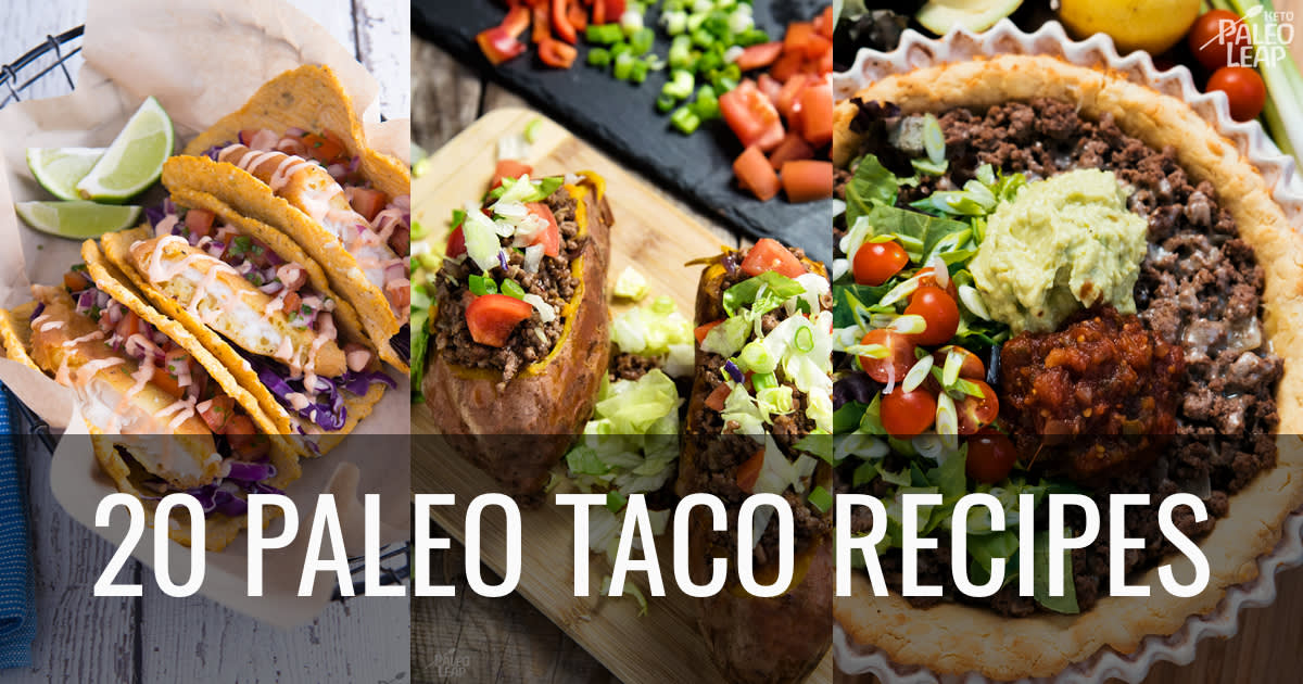 20 Paleo Taco Recipes
