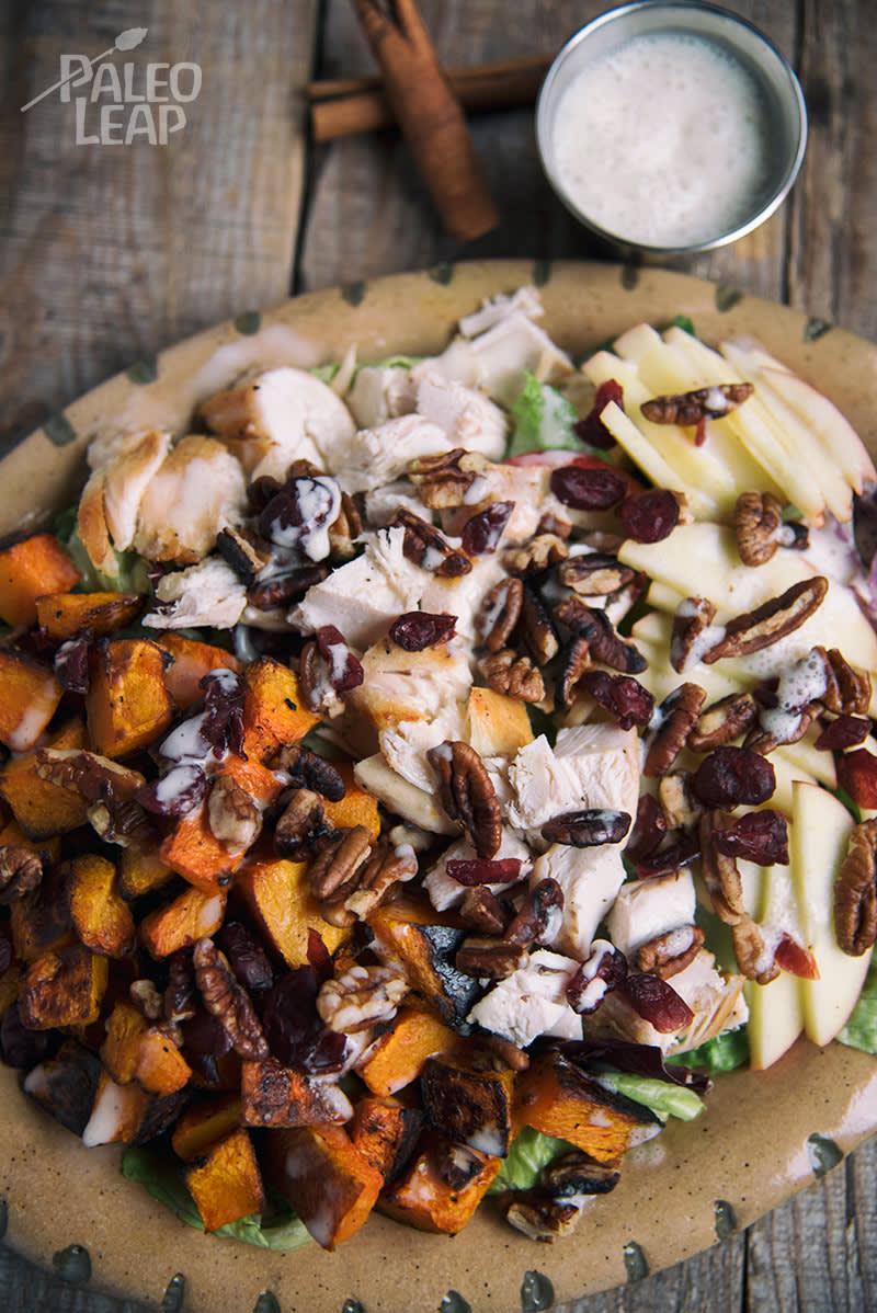 Chicken And Butternut Salad