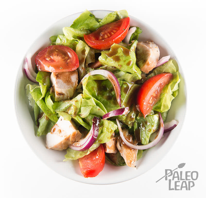 Simple Paleo Chicken Salad