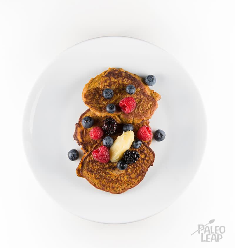 Paleo Pumpkin Pancakes | Paleo Leap