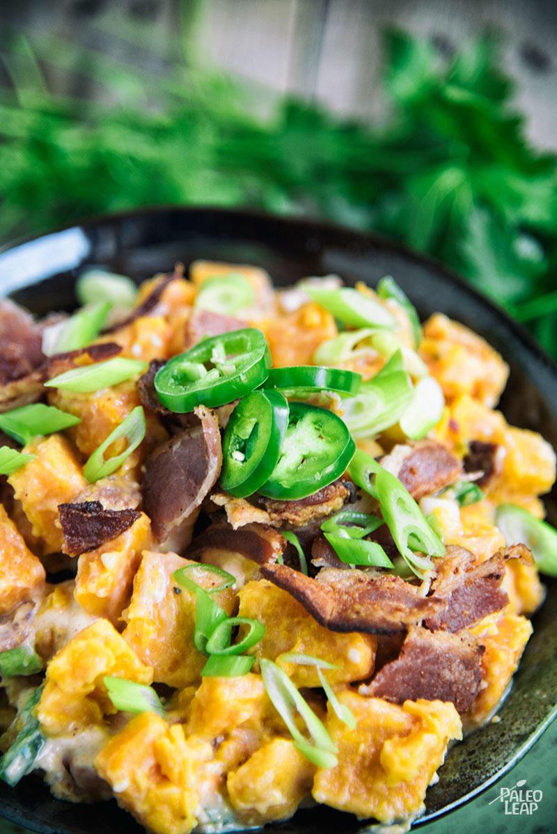 Bacon Jalapeno Potato Salad Recipe