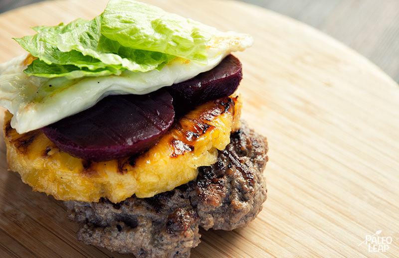 Aussie Burger | Paleo Leap