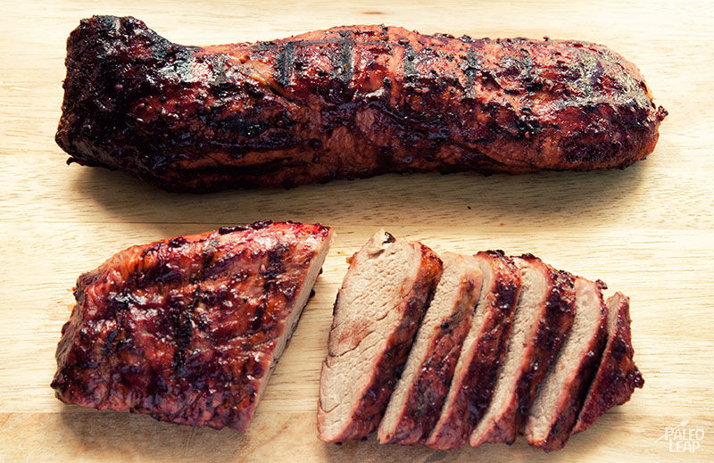 Barbecue sauce recipe for pork tenderloin