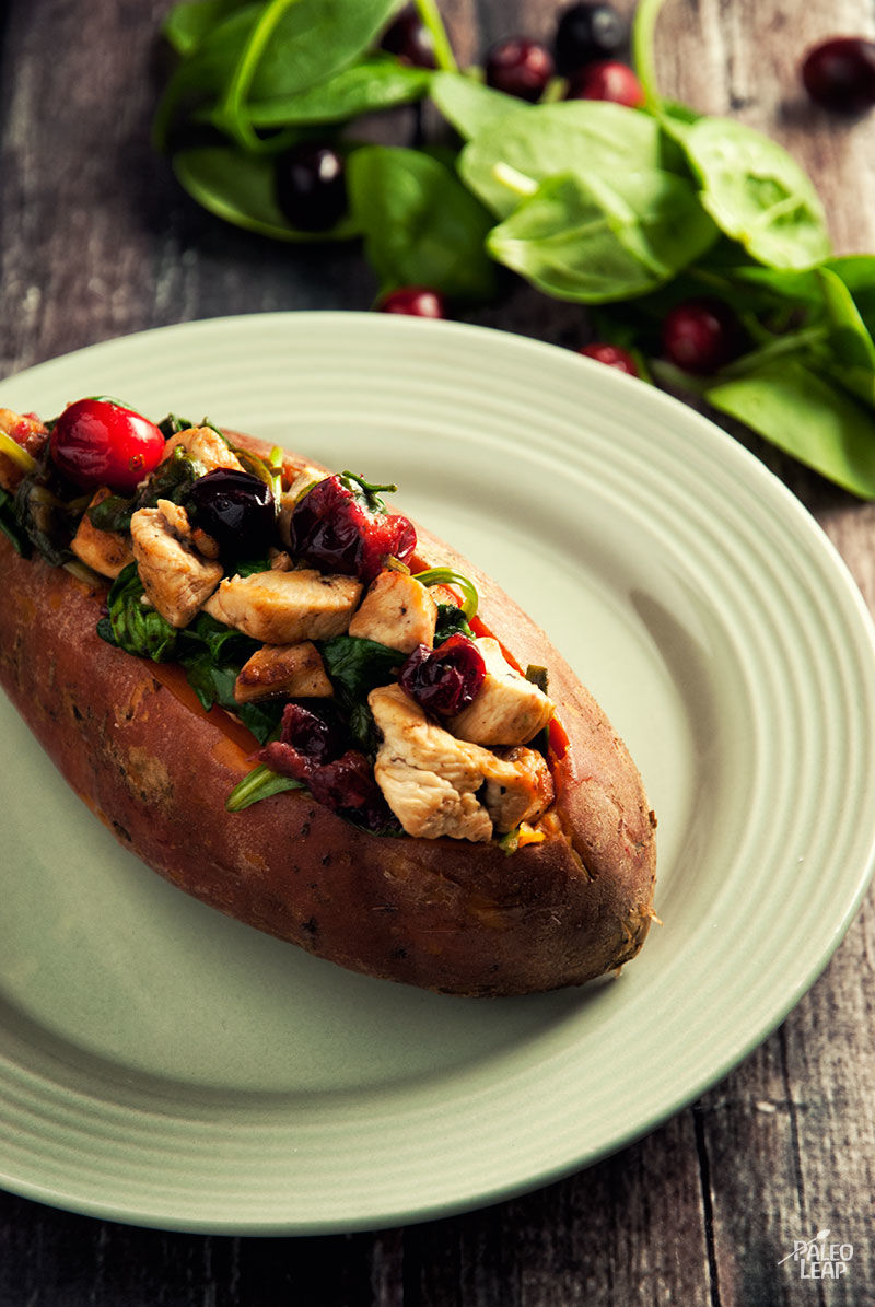 Baked cranberry chicken breast recipe
