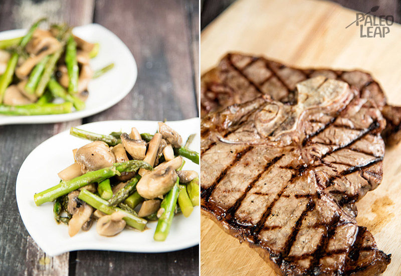 how to cook t bone steak on grill medium