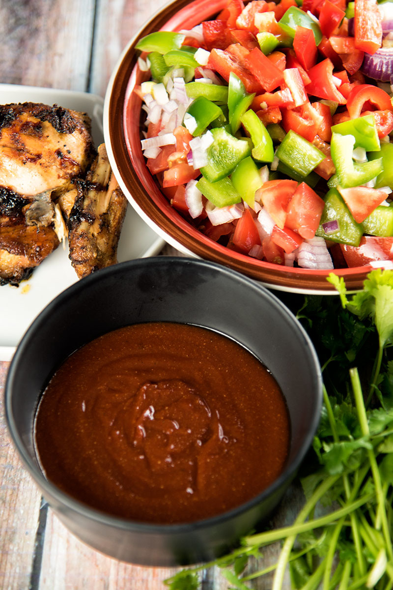 Enchilada Casserole preparation