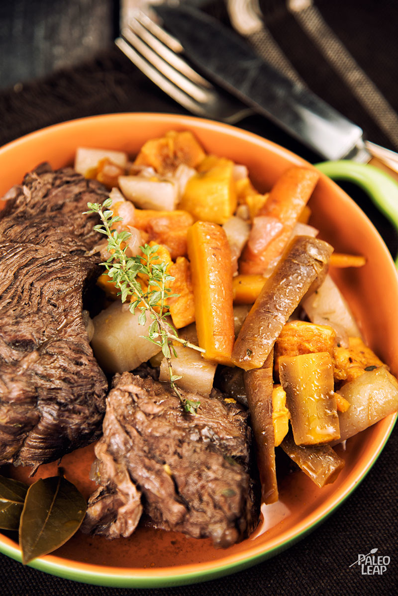 Dutch Oven Beef Roast