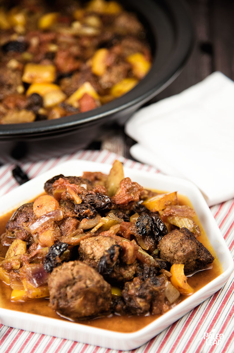 Moroccan-Style Stew