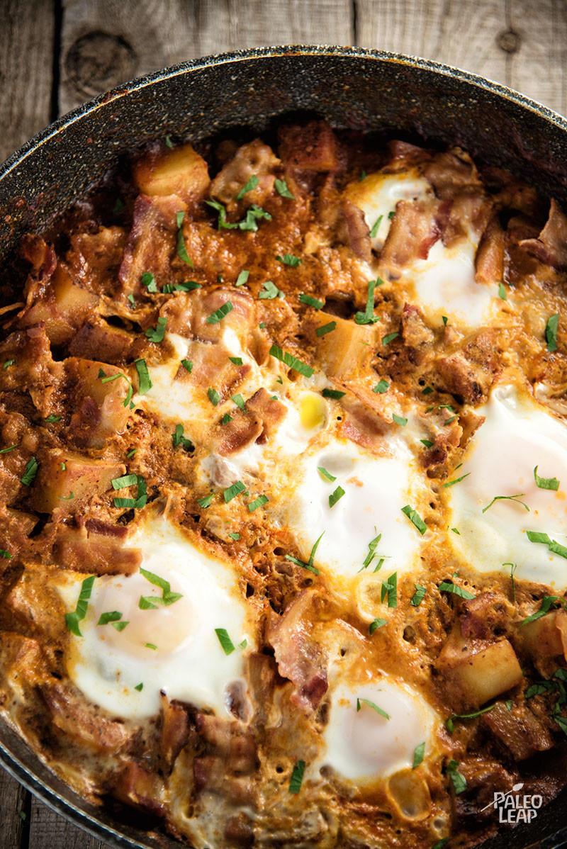 Paleo Egg Recipes