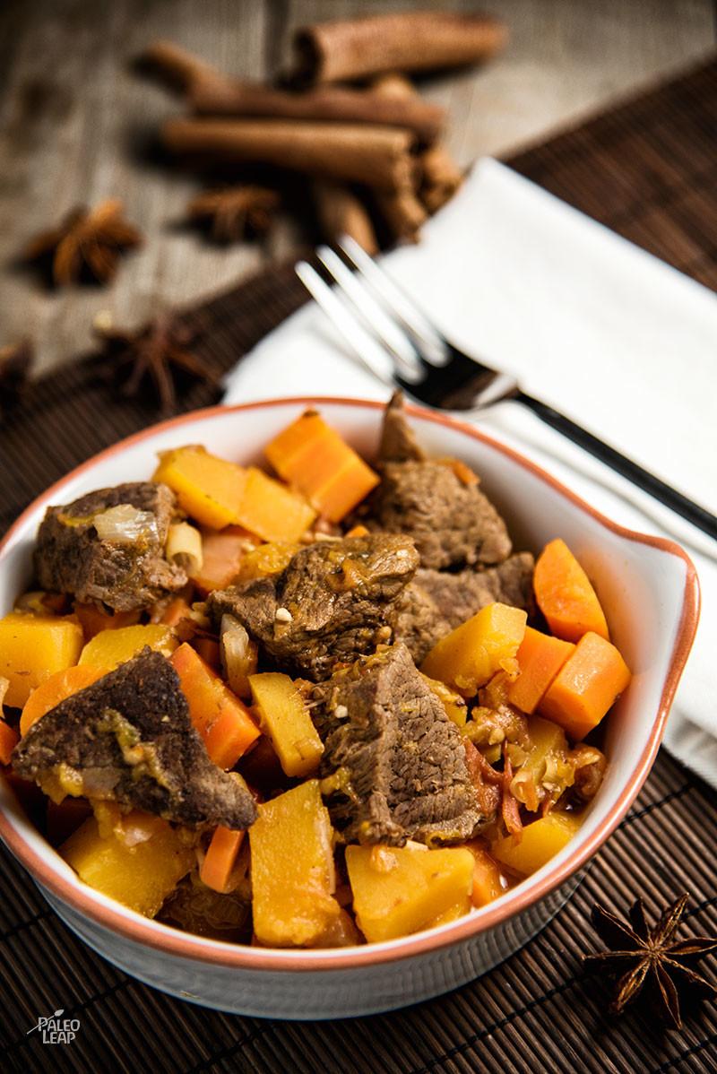Lamb Stew Recipe Asian Style Lamb Stew Paleo Leap
