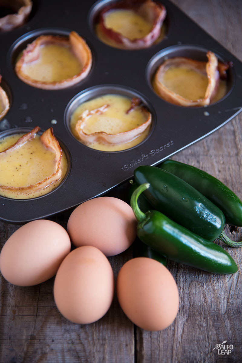 Egg Cups preparation