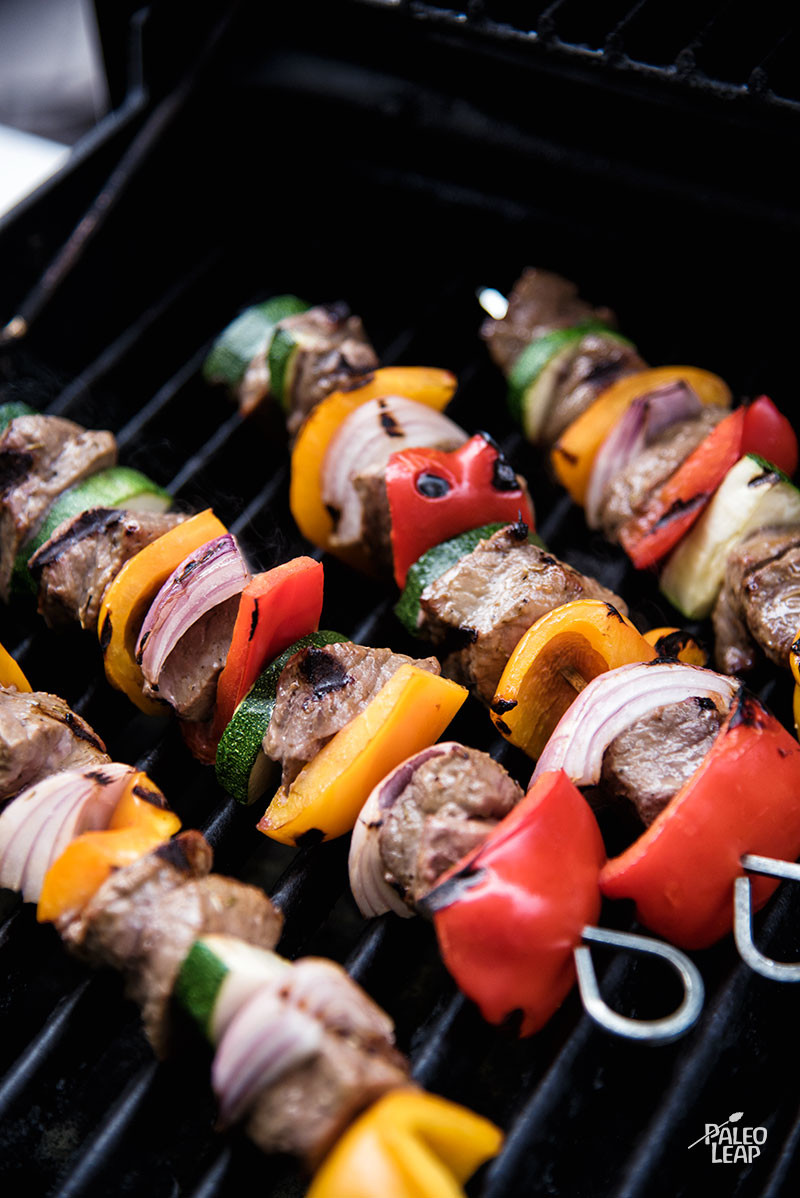 What meat to use for shish kebab