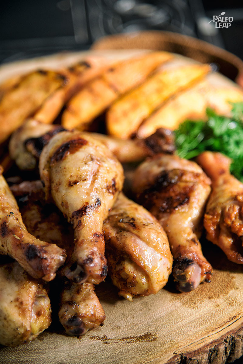 Cumin and paprika chicken drumsticks paleo leap cumin and paprika chicken drumsticks forumfinder Choice Image