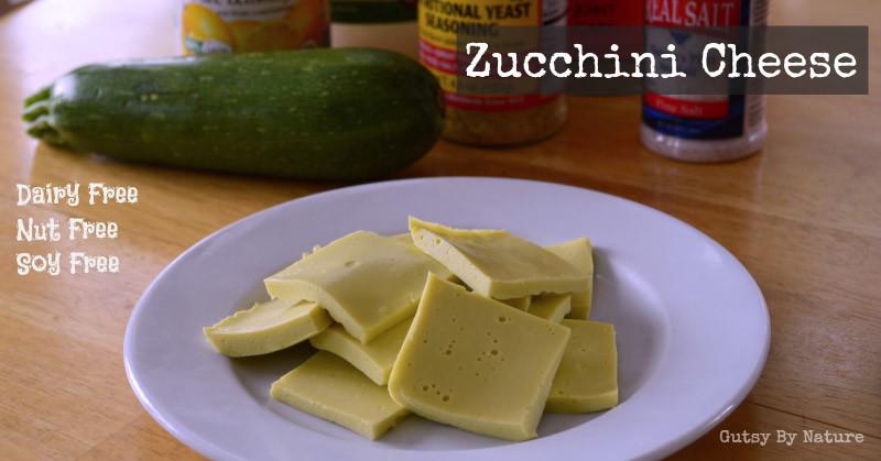 Zucchini Cheese