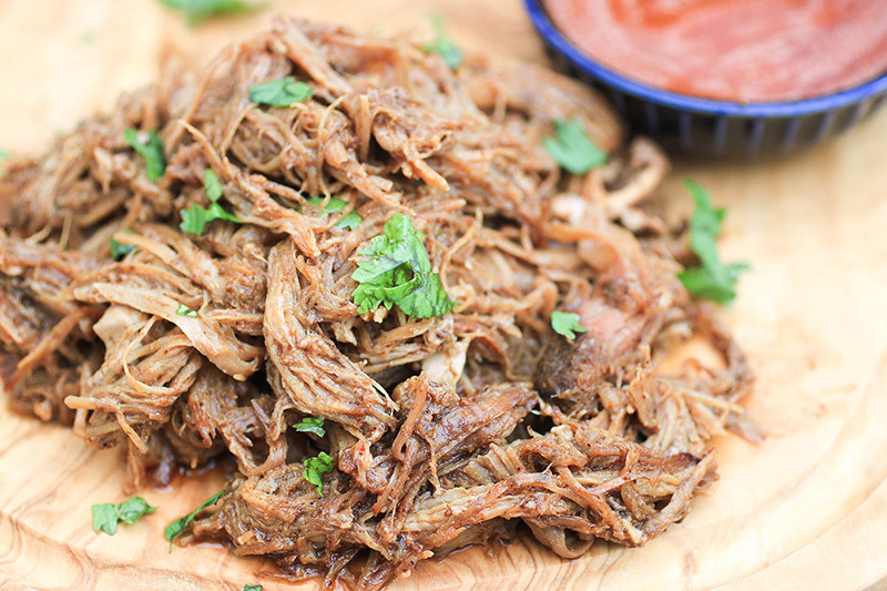 Slow Cooker Paleo Pulled Pork