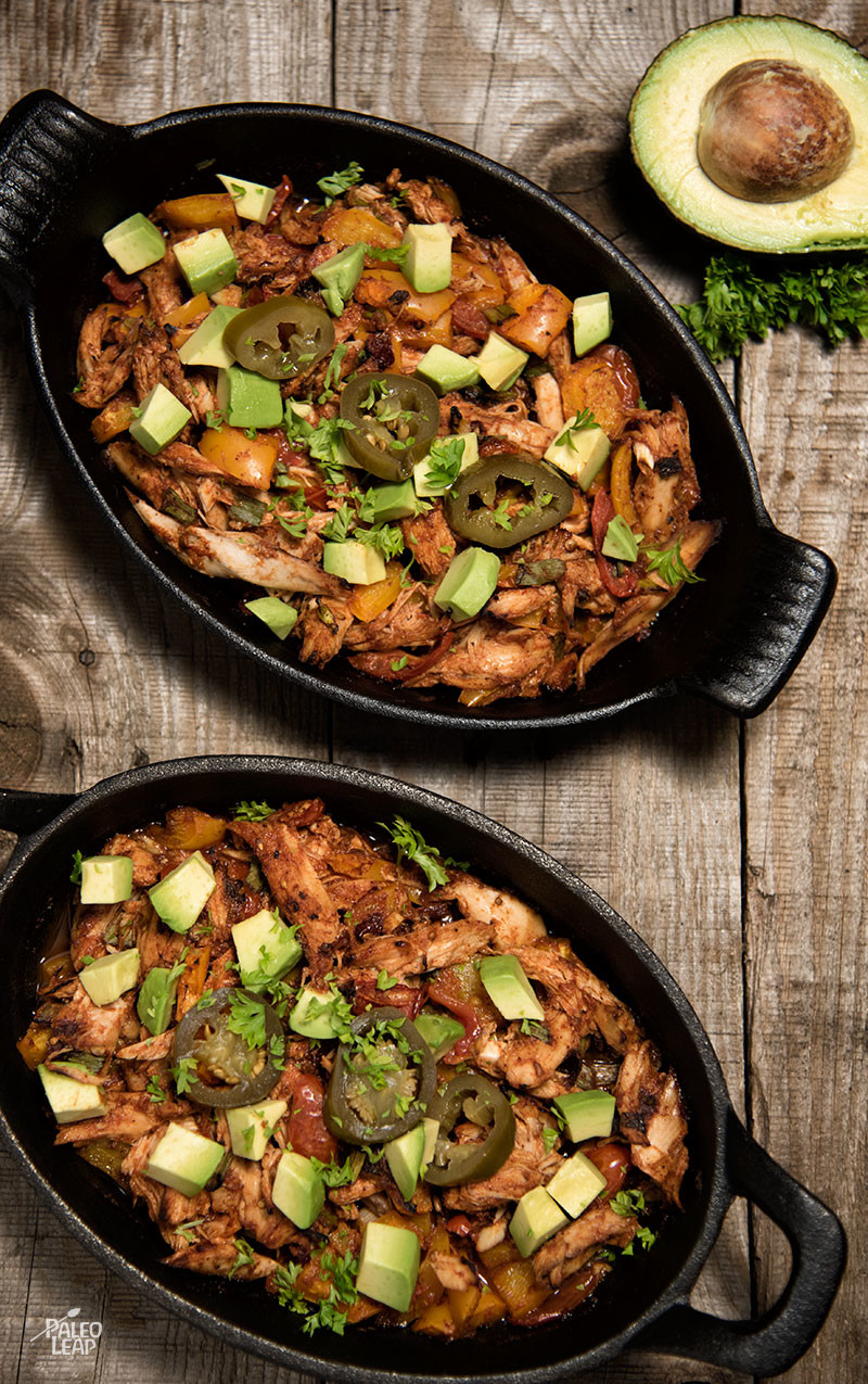 Tex-Mex Turkey Skillet