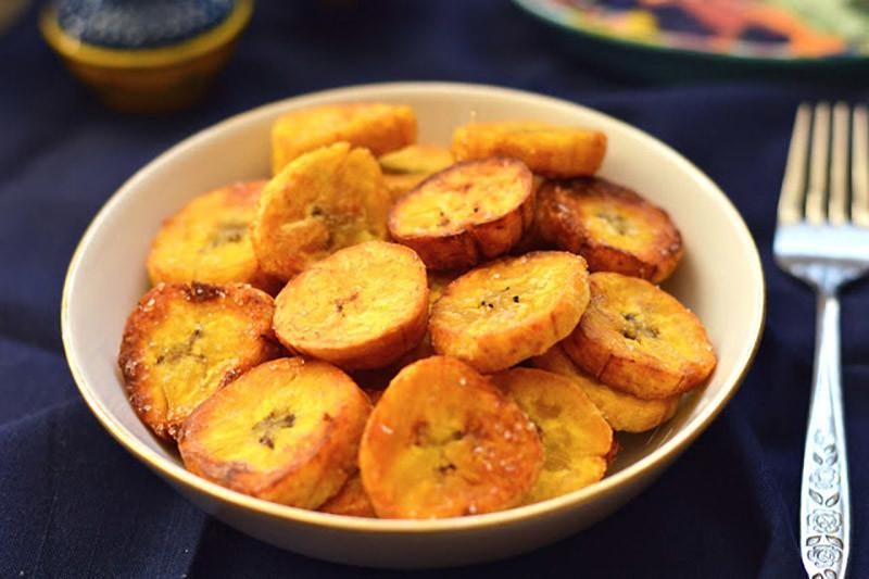 Paleo Plantain Crisps