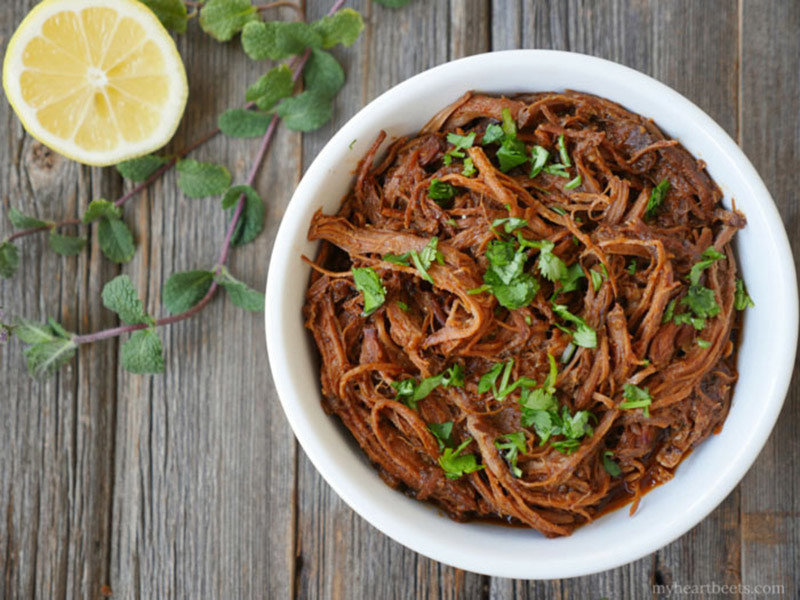Indian Style Pulled Pork