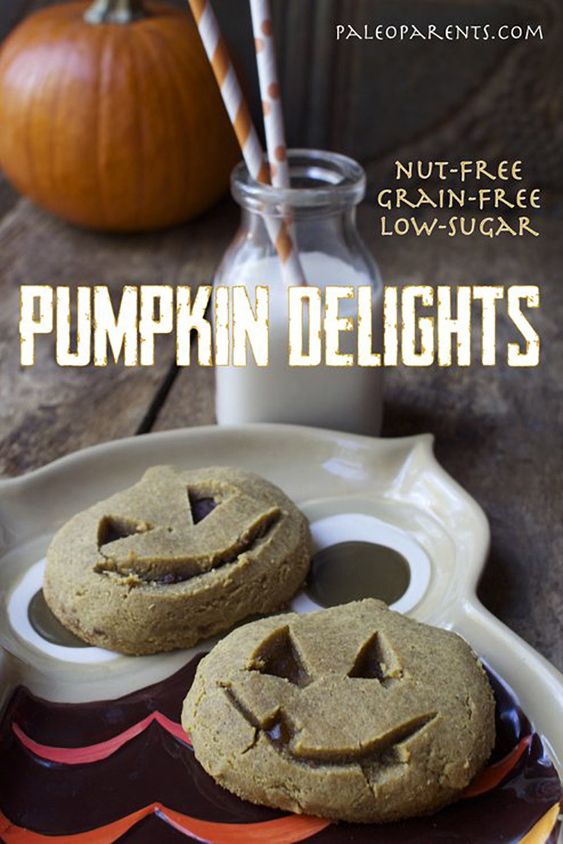 Pumpkin Delights Cookies
