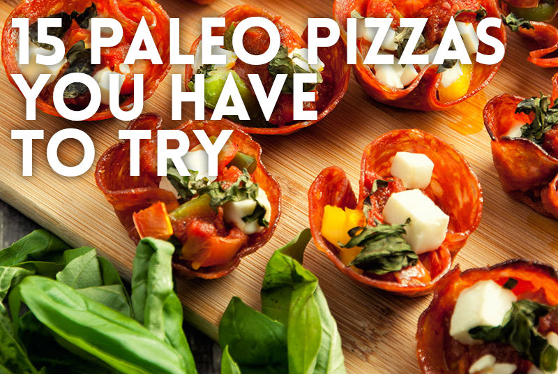 15 Paleo pizzas to try