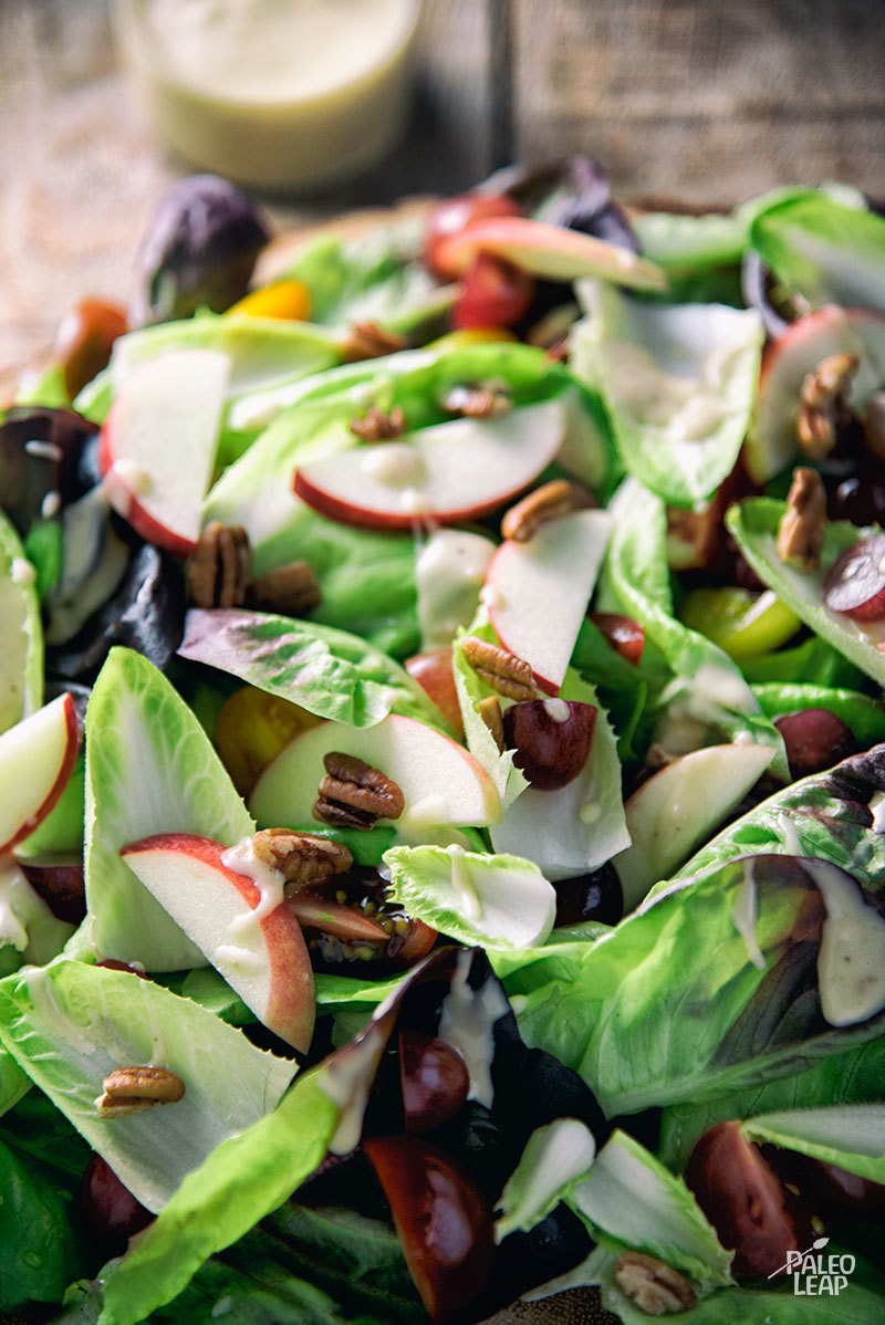 Pecan And Endive Salad