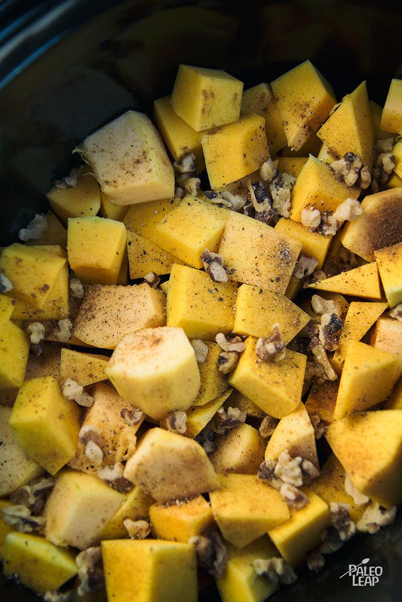 Slow Cooker Butterkin preparation