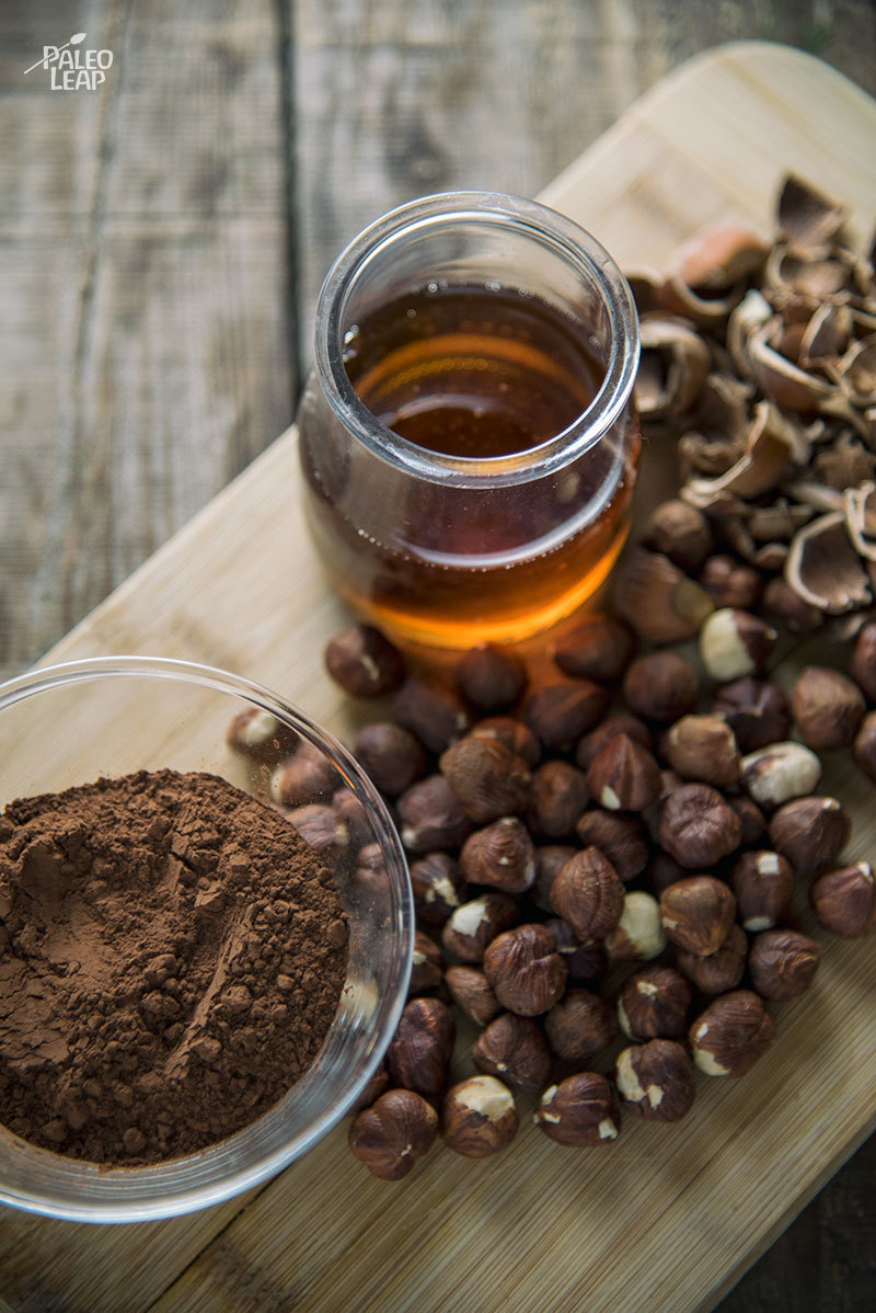 Chocolate Ball preparation