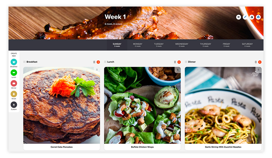 Paleo leap tribe the paleo leap tribe meal plan generator forumfinder Images